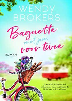 Baguette met jam voor twee - Wendy Brokers
