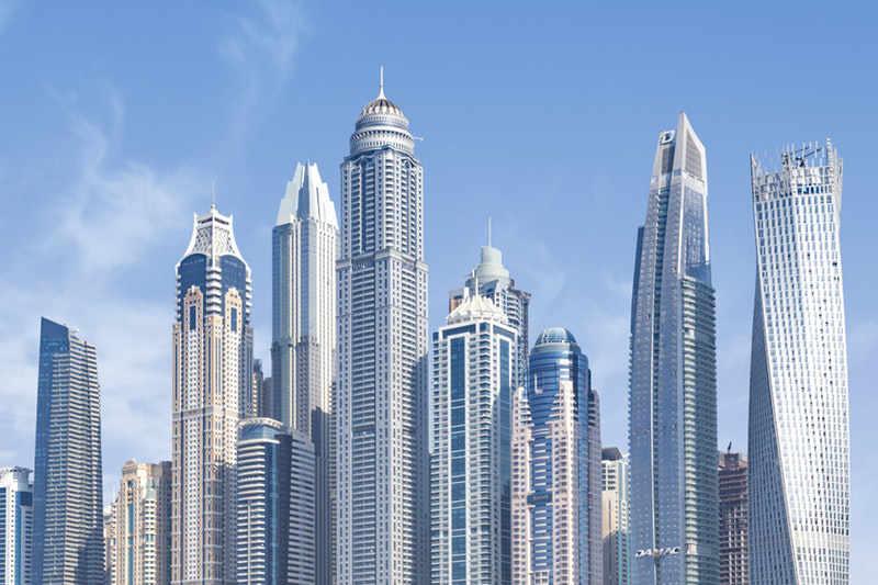 Dubai Verenigde Arabische Emiraten