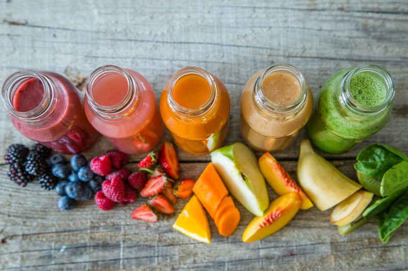 Gezonde en gevarieerde smoothies voor een gezonder leven