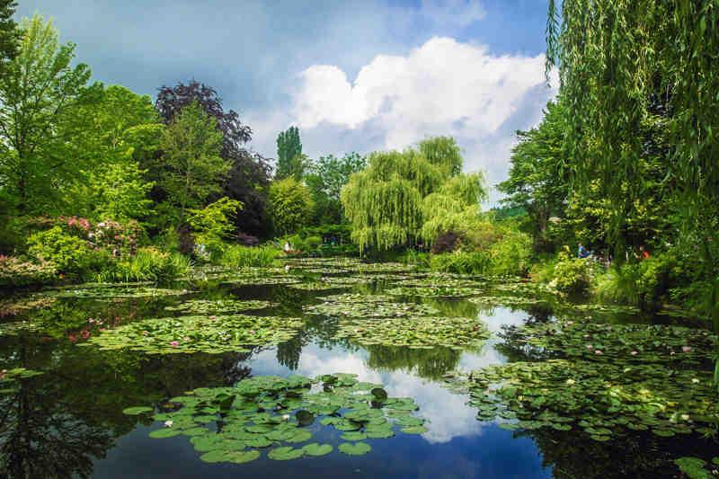 Giverny – Frankrijk water en waterlelies