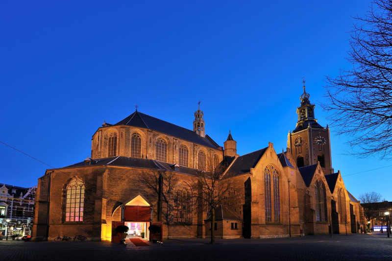 Grote kerk denhaag