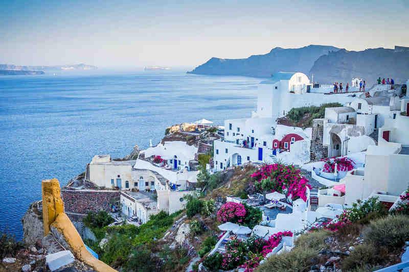 Santorini – Griekenland
