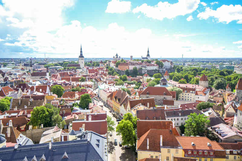 St. Catherine's Passage – Tallinn, Estland