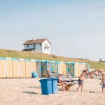 Strand in Nederland