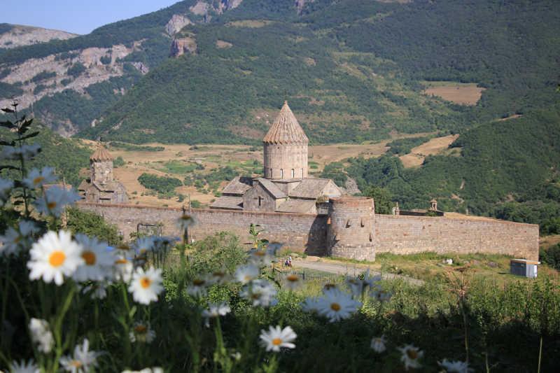 Tatev-klooster – Armenië