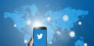 Twitter berichten over de hele wereld