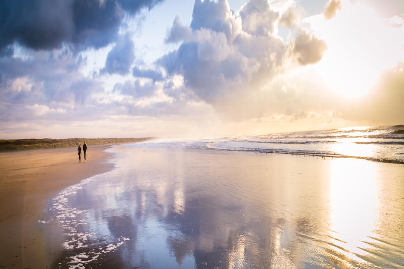 Wassenaar strand