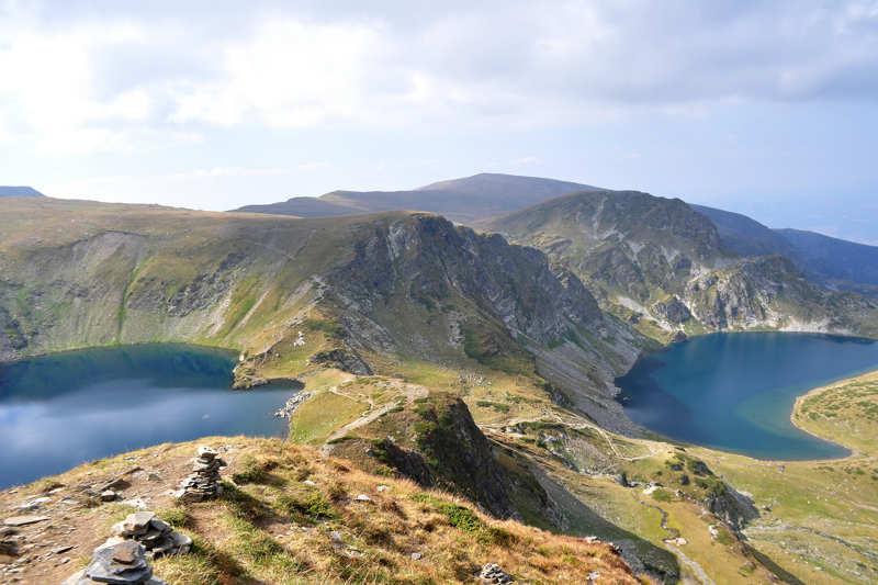 Zeven-Rila-meren-Bulgarije
