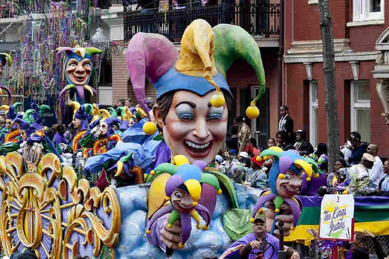 mardi-gras-New Orleans - Louisana