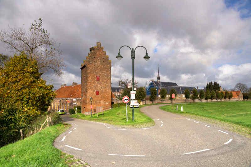 Nederlands dorpje Megen
