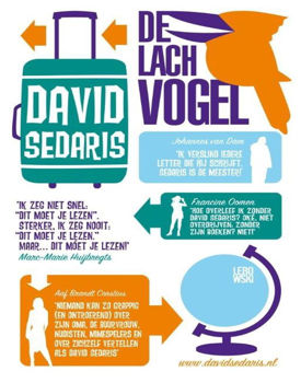 De lachvogel - David Sedaris