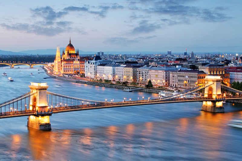 Budapest hongerije