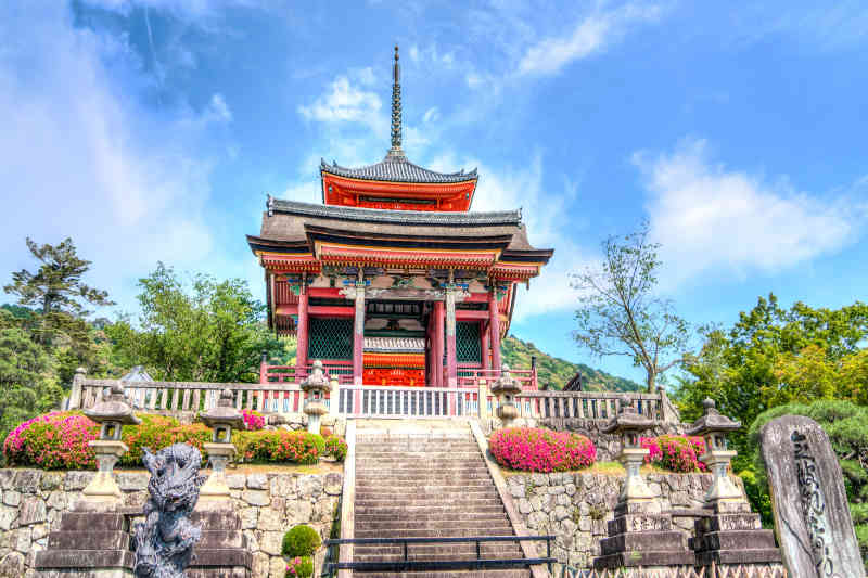senso ji tempel tokyo japan