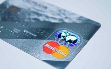 Creditcard mastercard