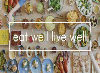 Eat well live well gezond eten