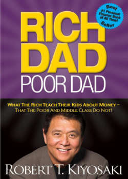 Boek Rich Dad Poor Dad