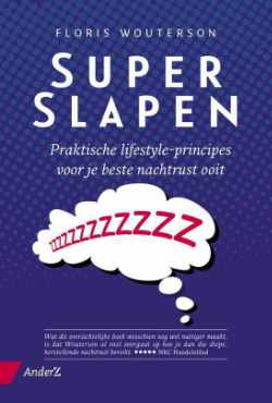 Boek Superslapen van Floris Wouterson