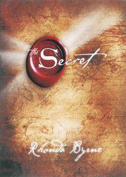 Boek The Secret over persoonlijke ontwikkeling