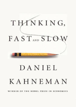 Boek thinking fast and slow daniel kahneman