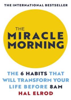 Persoonlijke ontwikkelings boek The Miracle Morning