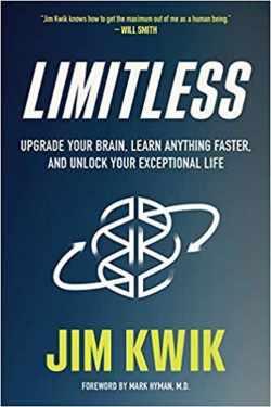 Persoonlijke ontwikkelingsboek Limitless van Jim Kwik