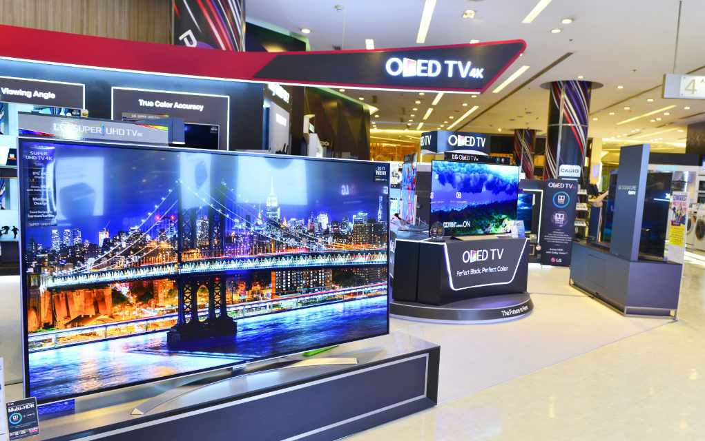 Beste OLED TVs